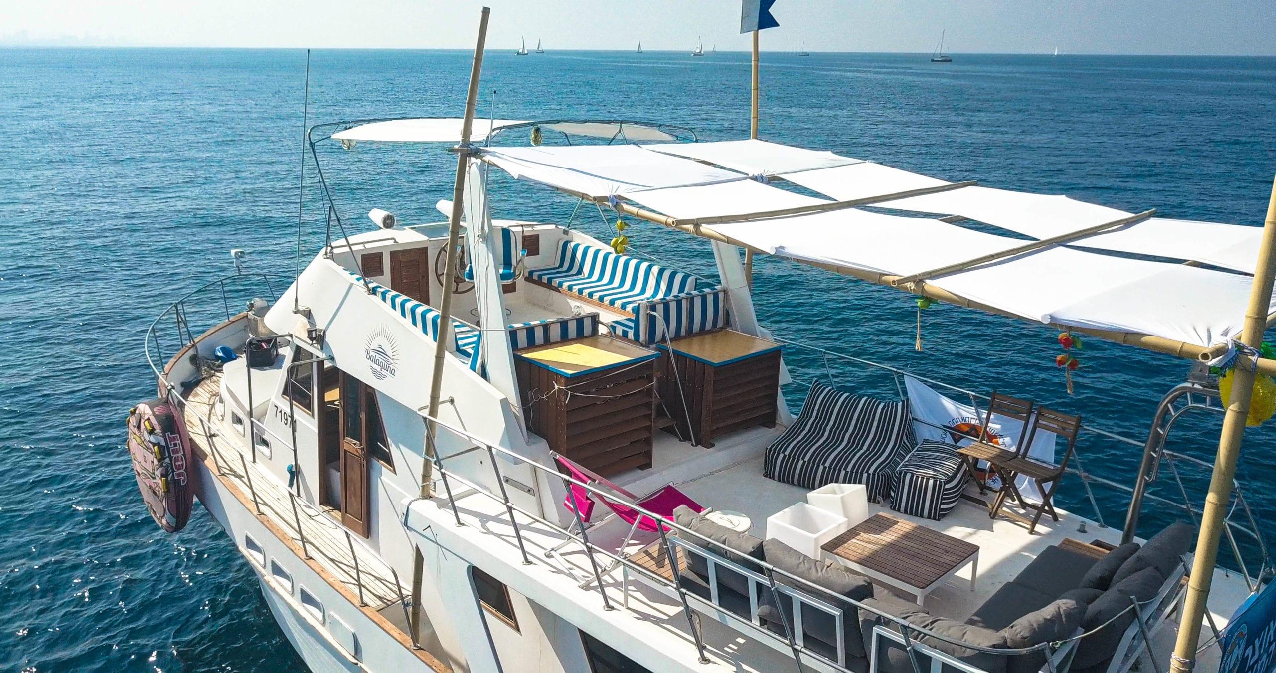 שייט זוגי בהרצליה - חלום רומנטי על הים